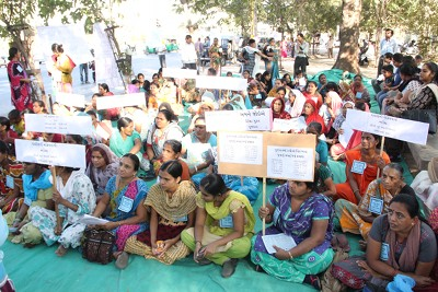 WILPF India after rape case in India