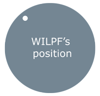WILPF's position