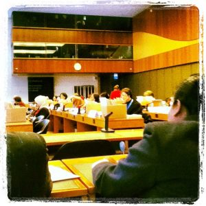 Photo of the 54th CEDAW Session