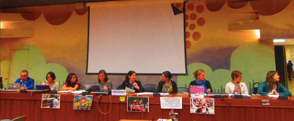 Panel on Human Rights in Mexico on 19th March