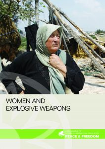 Women and Explosive Weapons