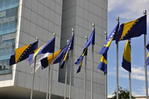 BiH flags_Flickr Jennifer Boyer
