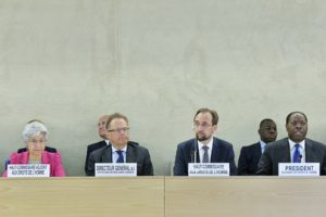 Human Rights Council Opens 27th Session in Geneva