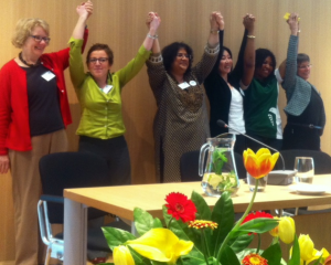 WILPF 2015 Congress welcomes the newly elected Executive Committee.