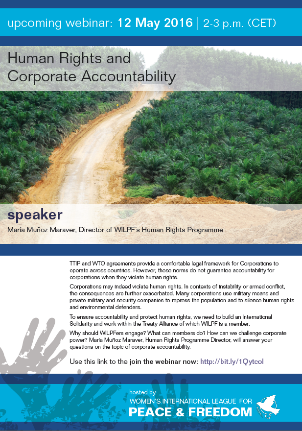 uman Rights and Corporate Accountability
