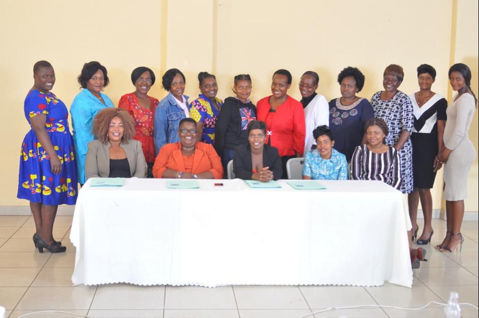 Photo Zimbabwe Workshop Participants